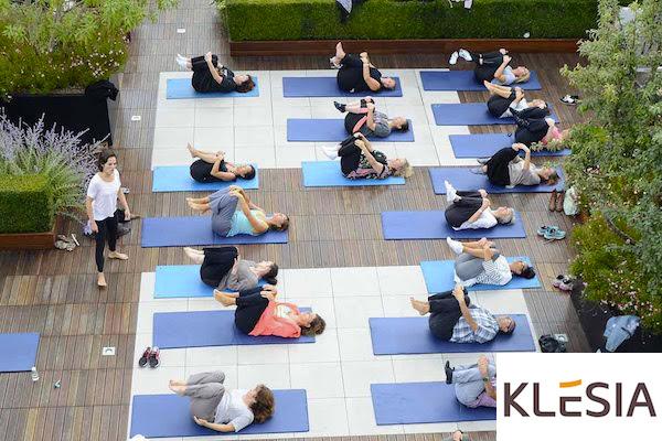 Atelier Yoga - Akayogi pour Klésia