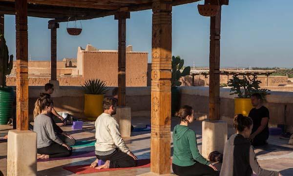 Akayogi Stage Yoga & Méditation Tigmi Maroc - 21 au 28 avril 2018
