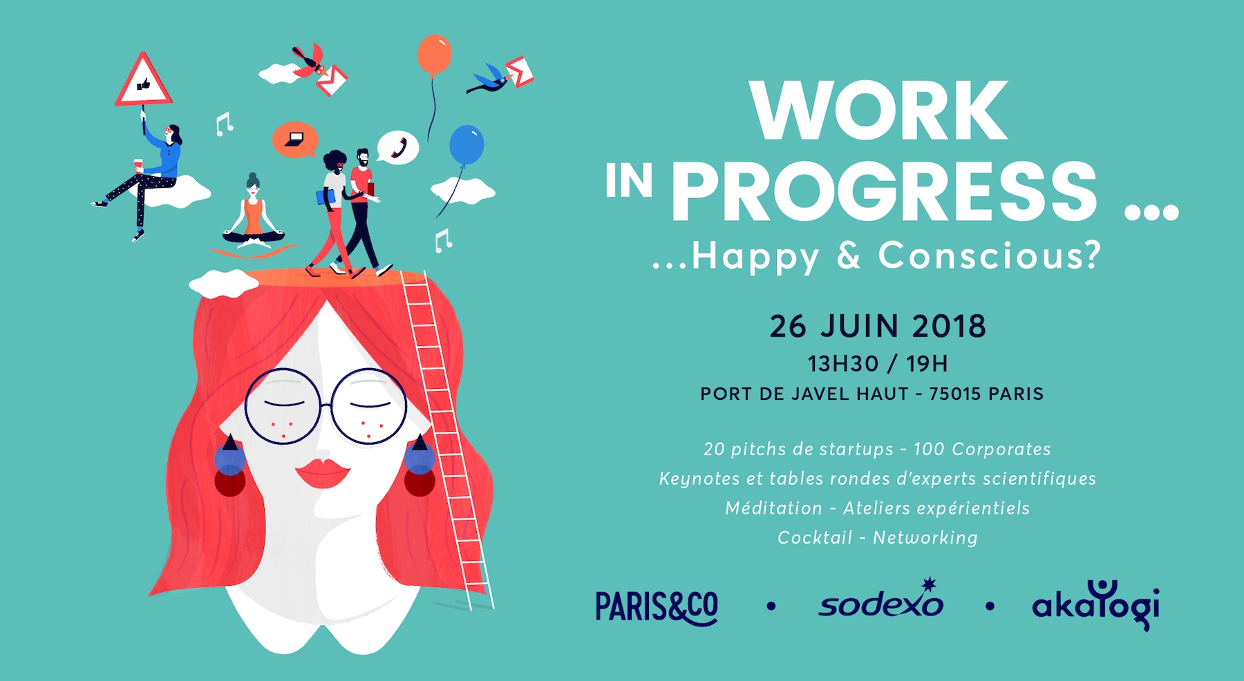Conférence Work in Progress 2018