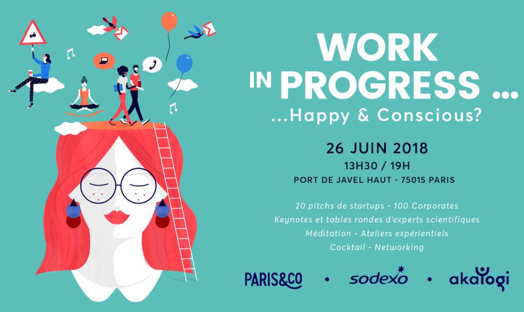 Conférence Work in Progress, 26 juin 2018 - Akayog