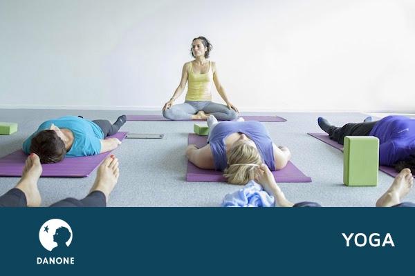 Programme Yoga - Akayogi pour Danone Produits Frais France