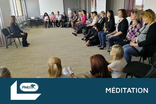 PMU - atelier de Méditation au travail par Akayogi