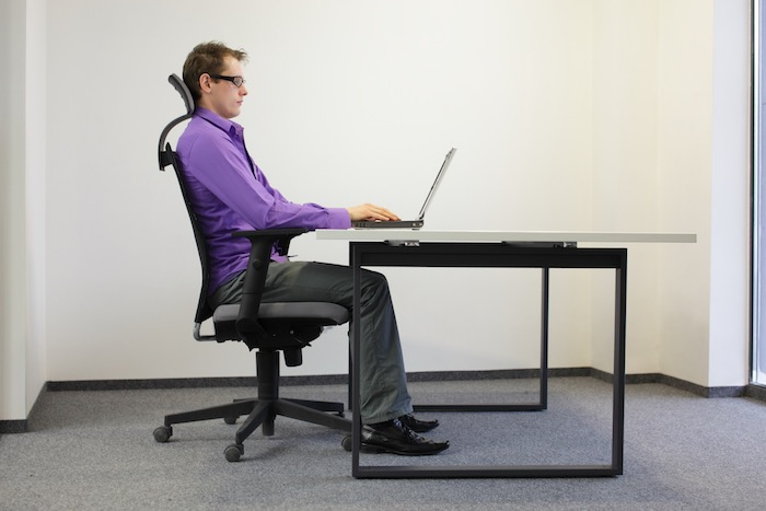 Posture au travail