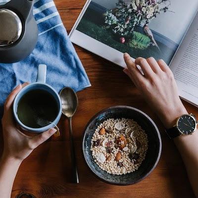 Les bases d'une nutrition saine