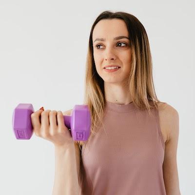 Stimuler ses muscles pour être plus résistant.e